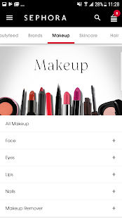 Sephora - Beauty Shopping- screenshot thumbnail