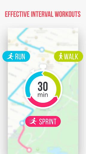 Running for Weight Loss Screenshot