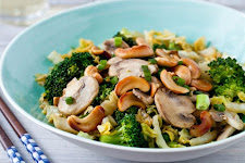Chinese Cashew Nut Vegetables