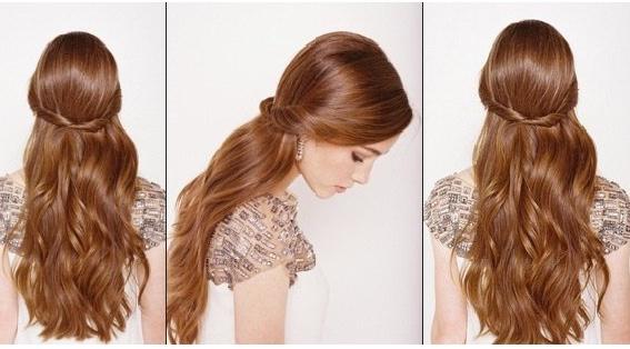 Tạo kiểu giúp tóc bạn trông dày và đẹp hơn