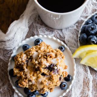 Blueberry Lemon Thyme Muffins