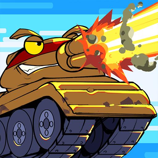 Tank Heroes - Tank Games,Tank Battle Now Icon