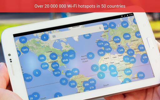 osmino Wi-Fi: free WiFi screenshot 9