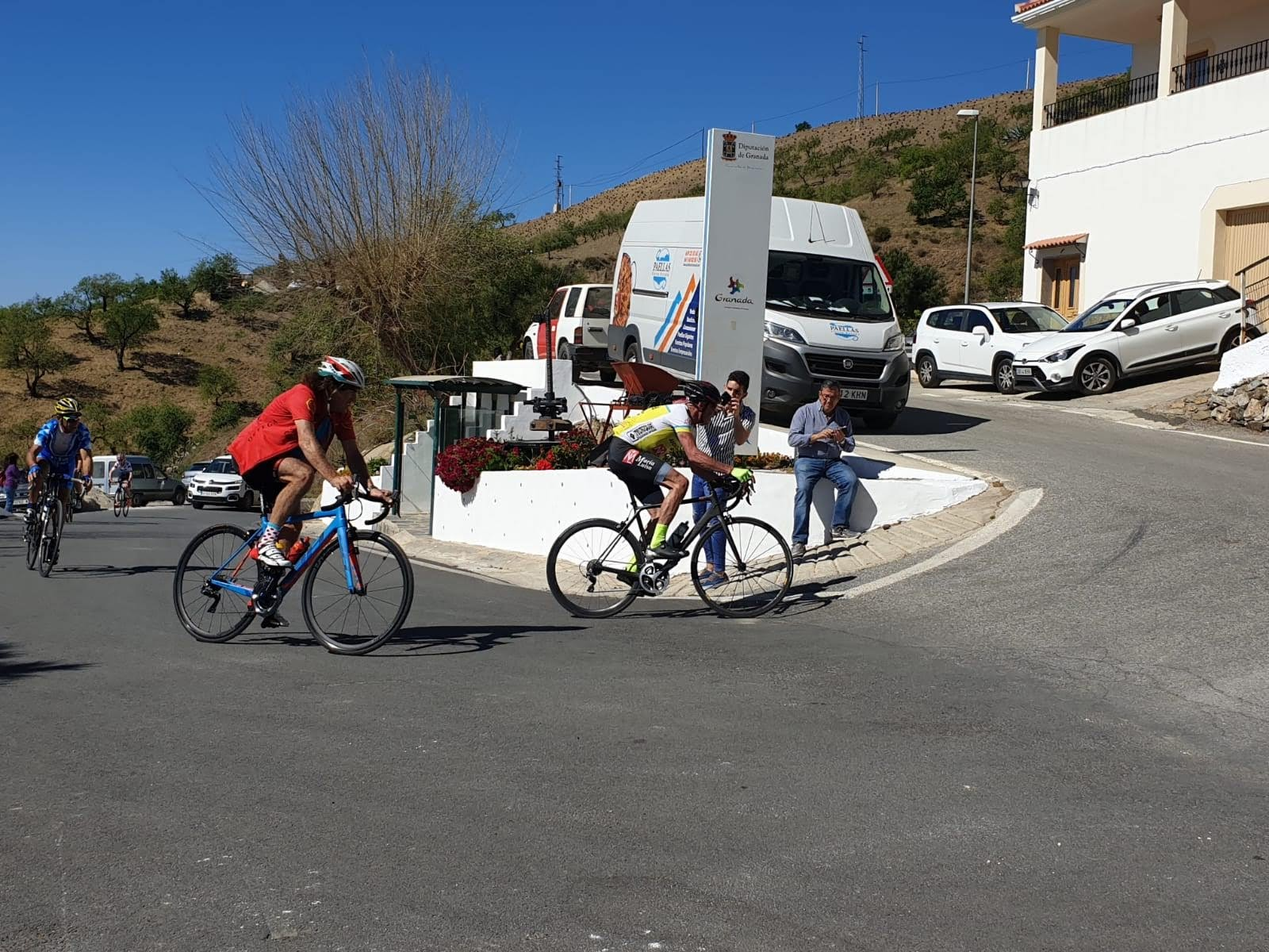 Ciclismo: Polopos y El Viso