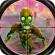 FPS Zombie Survival Sniper