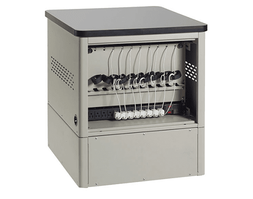 Black Box Cabinet Unit UD10KP LD (10 Unit Capacity)