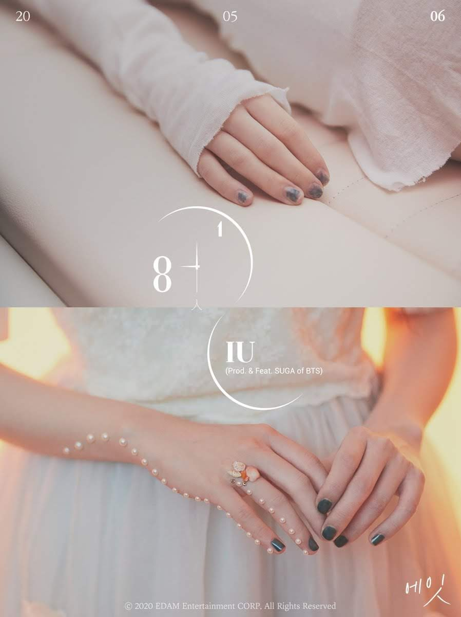 IU Teaser Photo for 8
