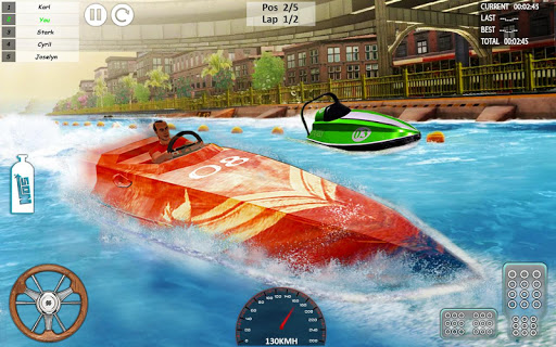 Xtreme Boat Racing 2019: Speed Jet Ski Stunt Games 2.0.1 screenshots 19