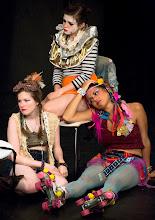 Photo: Elizabeth Nagle, Hannah Vaughn, Phoebe Silva
