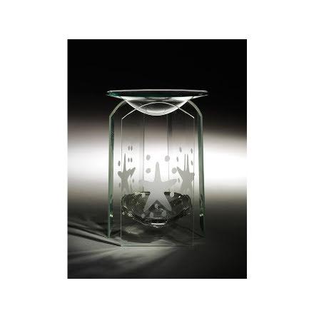 Aromalampa Prisma Sjöstjärna