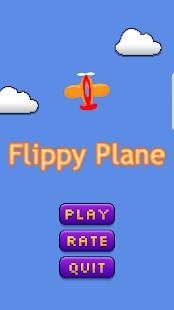 Flippy plane - náhled