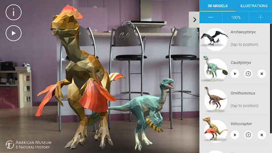 Dinosaurs Among Us- screenshot thumbnail