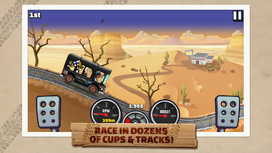 Hill Climb Racing 2 1.15.1 MOD (Unlimited Money) 2