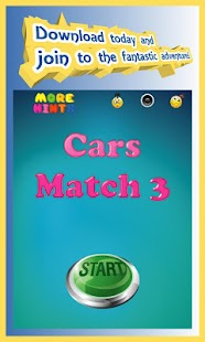Car Boom - Free Match 3 Puzzle Game Screenshot