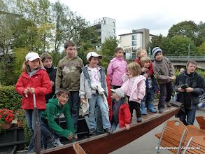 Photo: Fröhliche Kinder ... nach dem Unterhaltungsprogramm für groß und klein!