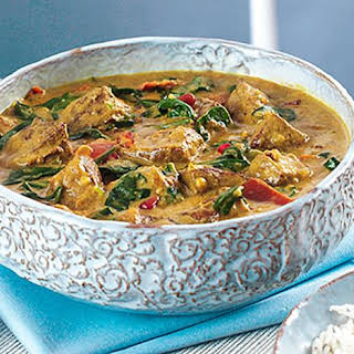 Lamb Curry With Yogurt Indian Recipes.