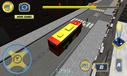 玩免費模擬APP|下載3D巴士駕駛模擬器 app不用錢|硬是要APP