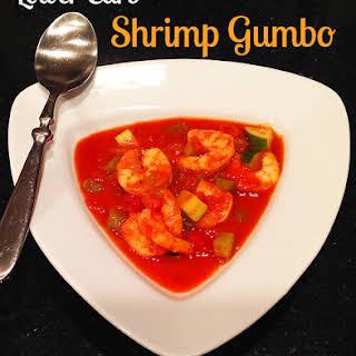 Shrimp Gumbo ~ Low Carb Comfort Food.