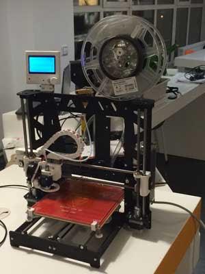 Продажа персонального 3D принтера