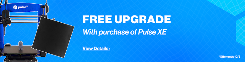 Free Magbase upgrade with purchase of Pulse XE