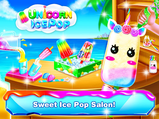 Unicorn Icepop - Ice Popsicles Mania 1.4 screenshots 1