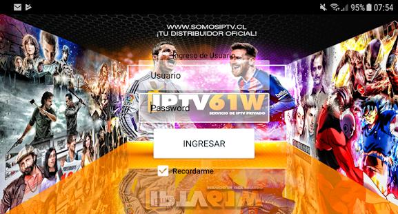 SomosIPTV - náhled