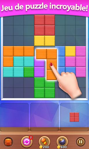 Code Triche Bloc de puzzle apk mod screenshots 1