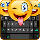 Smart Emoji Keyboard - Share Emotions