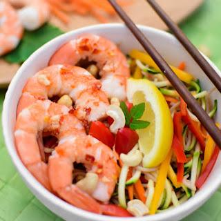 Spicy Thai Shrimp Bowl
