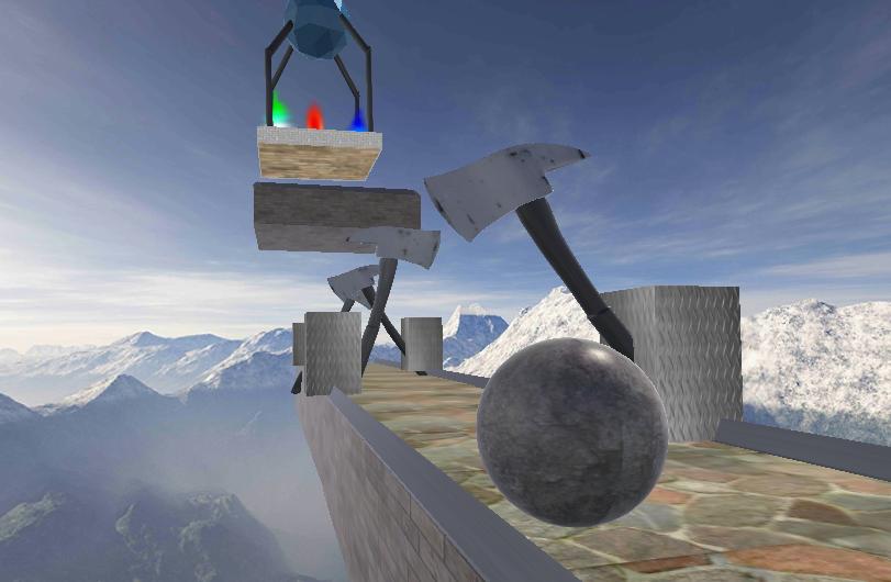 Balance Ball screenshot 3