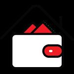 Budget Homes Icon