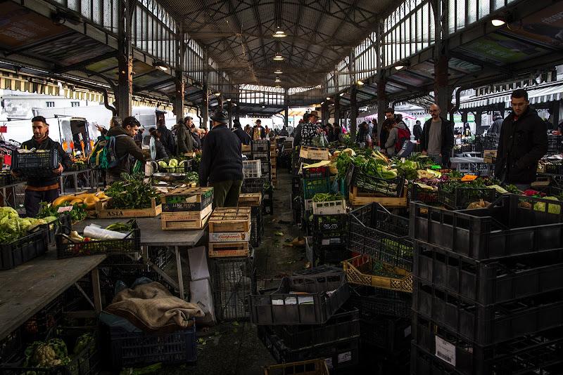 Mercato di portapalazzo, Torino di versil