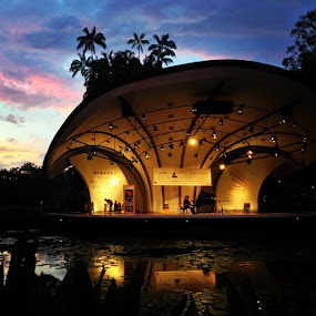 Concert in the Park by Beng Lim - Instagram & Mobile iPhone