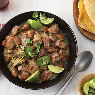 Pork With Chiles and Lime.