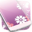 Flower Live Wallpaper for S4 icon