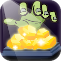 Zombie Gold Rush - Scratch to Find Gold Everyday icon