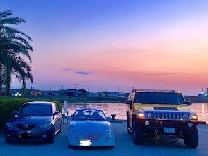 H2  07,HUMMER,LUXPXG三井D車のカスタム事例画像 ヨシクマ🇺🇸🍍さんの2020年04月27日22:34の投稿