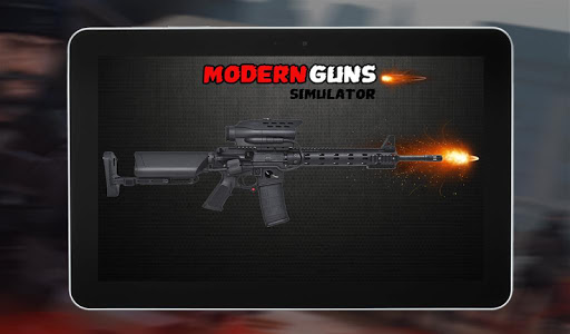senjata modern yang simulator 1.1.6 screenshots 14