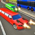 Limousine Racing Simulator: Limo Car Shooting Game icon