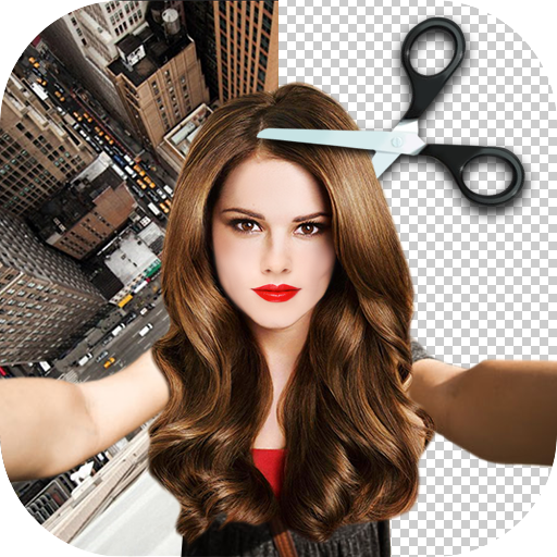Cut Paste Photos Icon