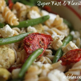 "Super-Fast Pasta ~ ""Your Way"" (w/ gluten and dairy-free options)"