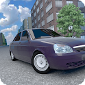 Tinted Car Simulator icon