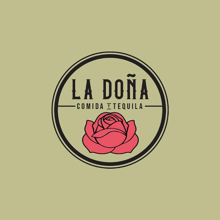 Logo for La Doña
