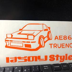 スプリンタートレノ AE86 最終型GTVのカスタム事例画像 はちのりさんの2019年09月30日05:21の投稿