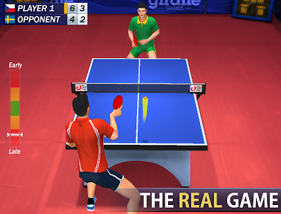Table Tennis 12