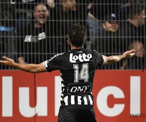 C'est officiel, Cristian Benavente est de retour à Charleroi