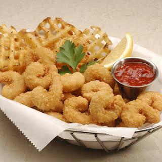 Popcorn Shrimp.