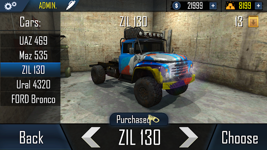 Offroad Simulator Online  Apk Download For Android and Iphone 4