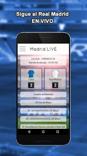 R Madrid LIVE - náhled