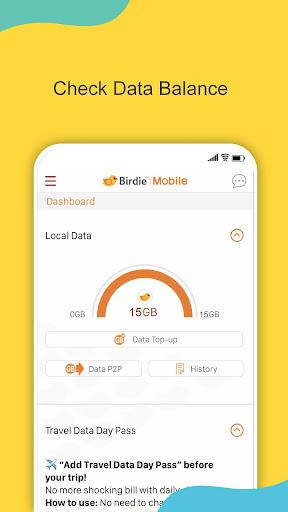 Birdie Mobile screenshot 4